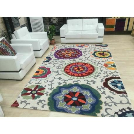 Alfombra mod karachi dise o 3 furnet for Alfombras precios m2