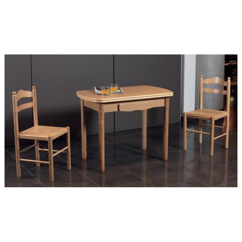 Mesa de cocina mod valladolid extensible furnet - Cocinas valladolid ...