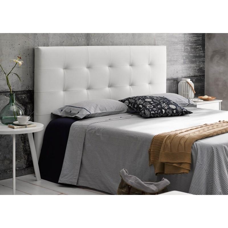 Cabezal tapizado mod milano furnet - Cabezal de cama tapizado ...