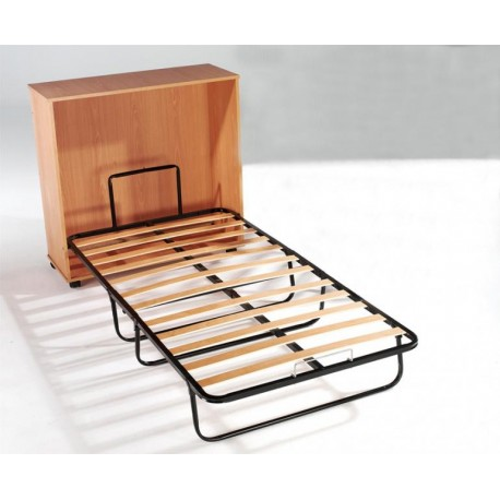 Mueble cama plegable de 80 90 y 105 for Mueble que se convierte en cama