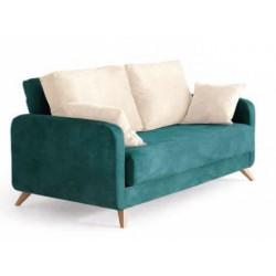 Sof cama 2 plazas mod trinidad 120 oferta furnet - Sofa cama 120 ancho ...