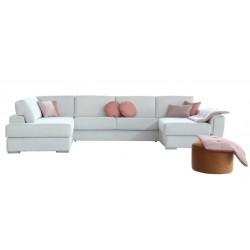 CHAISELONGUE RINCON + CAMA ITALIANA + CHAISELONGUE CON ARCON - COMP. 36 (PROGRAMA SOFÁS A MEDIDA)