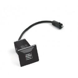 BASE CARGADOR USB DOBLE PARA PROGRAMA SOFÁS A MEDIDA