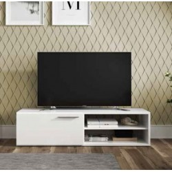 MUEBLE DE TV MOD. EDIMBURGO BLANCO
