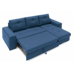 SOFÁ CAMA CHAISELONGUE DE 3 PLAZAS MOD. PAUL