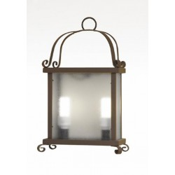 FAROL DE PARED RECTANGULAR (REF. 7071)