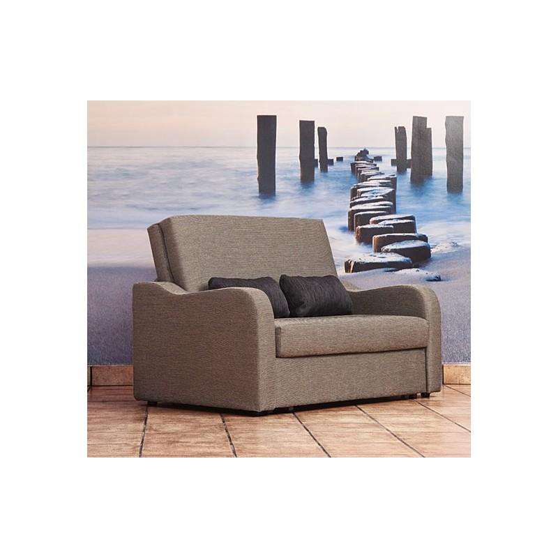 Sof convertible 2 plazas mod trinidad 120 furnet for Sofa convertible en cama